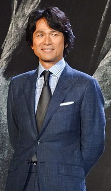 Rurouni Kenshin- Kyoto Inferno - The Legend Ends, Red Carpet Premiere- Eguchi Yosuke (15203469997).jpg