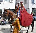 Rutenfest 2011 Festzug Welfenzeit Heinrich der Löwe.jpg