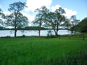 Angeln - Glacial lake in Anglia