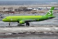 S7 Airlines, VQ-BDE, Airbus A320-214 (38579312815).jpg