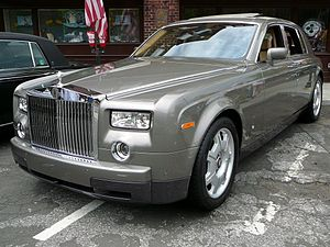 Luxury cars are often stated to be desirable d...