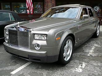 Veblen good - Veblen goods, such as a Rolls-Royce Phantom luxury automobile, are considered desirable consumer products for conspicuous consumption because of, rather than in spite of, their high prices