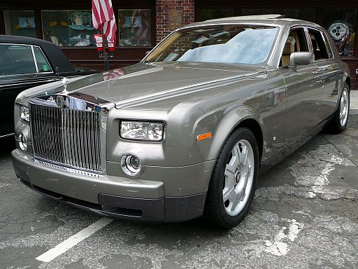 SC06 2006 Rolls-Royce Phantom