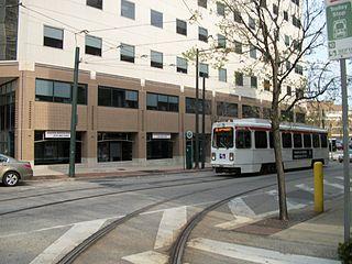 SEPTA Route 10 Philadelphia trolley line