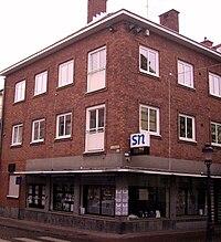 SN.   St Annegatan 1-3, Nyköping.   JPG