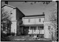 SOUTH SIDE - John C. Hopewell House, 55 East Main Street, Flemington, Hunterdon County, NJ HABS NJ,10-FLEM,7-3.tif