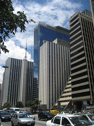 Central Zone of São Paulo - Paulista Avenue