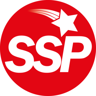 Scottish Socialist Party political party, formed 1998