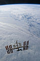 STS-133 International Space Station after undocking 7.jpg