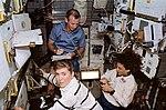 STS-57 work in spacehab.jpg