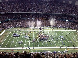 New Orleans Saints NFC Championship victory in...