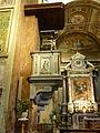S Rocco all Augusteo - pulpito e altar maggiore P1000714.JPG
