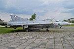 Saab J35J Draken '35520 14' (22126612991).jpg