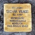 Sachár stolperstein Bp07 Nefelecs38.jpg