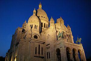 Paul Abadie - Basilique du Sacré-Cœur