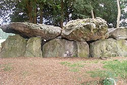 Saint-Antoine-du-Rocher, Dolmen de la Grotte aux Fées.jpg