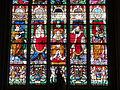 Saint-Godard (Rouen) - Baie 1 - arbre de Jessé Arnoult de Nimègue détail 1.JPG