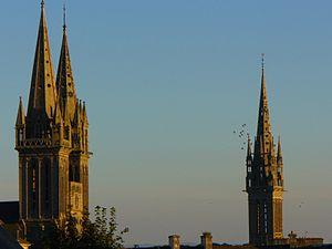 Saint-Pol-de-Léon - The Saint-Pol-de-Léon Cathedral and Chapel