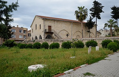 Church of St. Paul in Tarsus (the church and the surroundings are on the UN World Heritage tentative list) SaintPaul'sChurchTarsus (2).JPG