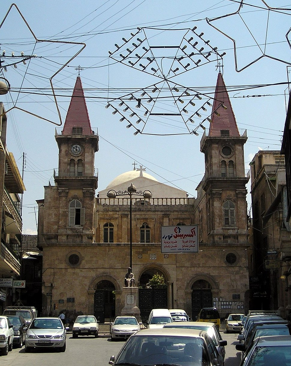 Saint Elijah Maronite Cathedral, Aleppo (2)