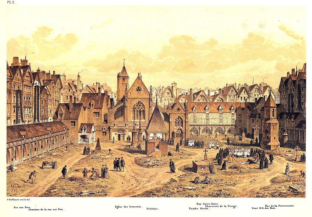 Saints Innocents 1550 Hoffbauer