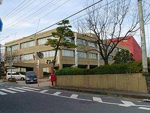 Ogawa, Saitama - Ogawa town office