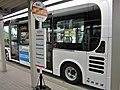 Sakurai Kotsu Bus at Kurobe Station 02.jpg