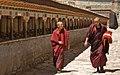 Sakya Monastery, Tibet, 2006.jpg