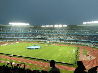 Salt Lake Stadium Multipurpose stadium in Kolkata, India