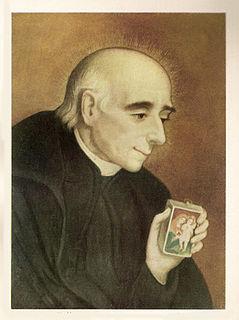 Vincent Pallotti Italian saint and missionary