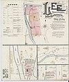 Sanborn Fire Insurance Map from Lee, Berkshire County, Massachusetts. LOC sanborn03762 002-1.jpg