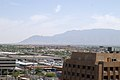 Sandia Mountains viewed from Doubletree.jpg