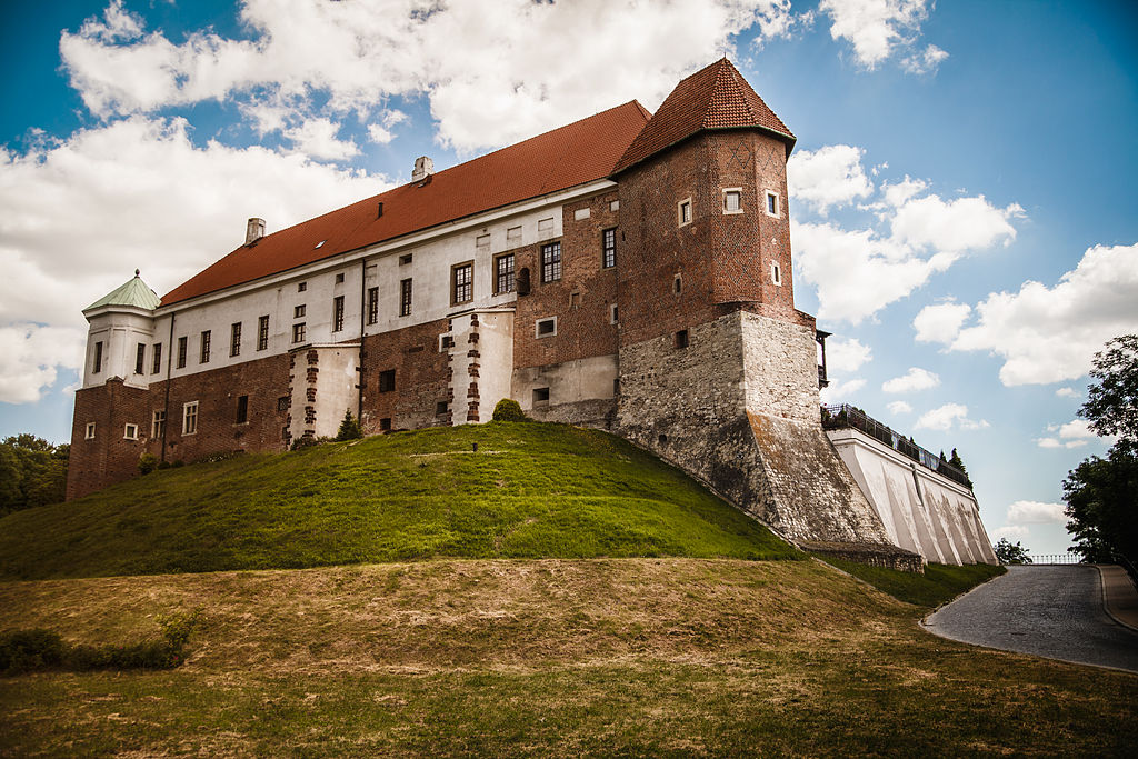 Chateau de Sandomierz - Photo de Mcyfra