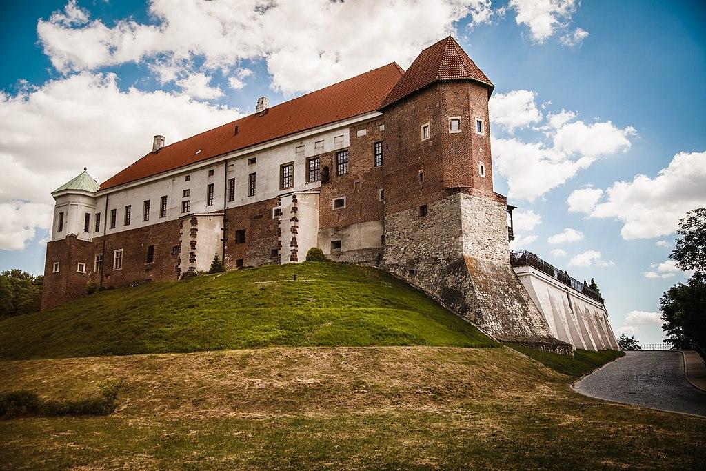 Chateau de Sandomierz - Photo de Mcyfra