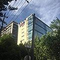 Sanfine International Hospital on a sunny day, Spring 2019.jpg