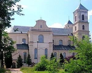 Różanystok - Image: Sanktuarium w Różanymstoku 1