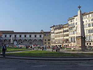 Piazza Santa Maria Novella.