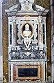 Santa Maria sopra Minerva, Grabmal für Emilio Pucci Pandolfi.JPG