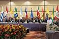 Santiago de Chile, Canciller Ricardo Patiño participó en la reunión extraordinaria de Unasur (13122019155).jpg