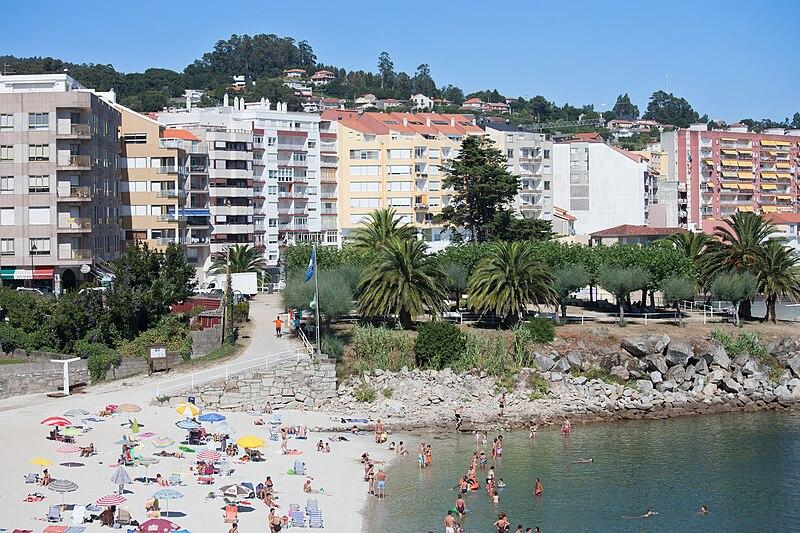 Sanxenxo Spain  city photos : Sanxenxo, Galiza Spain Wikimedia Commons
