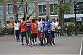 Sara Delano Roosevelt Park, Commons Basketball Team.jpg
