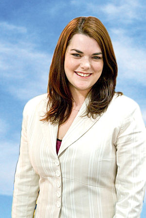 English: Sarah Hanson-Young, Senator for South...