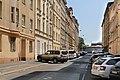 Sarajevská street, west part, Praha.jpg