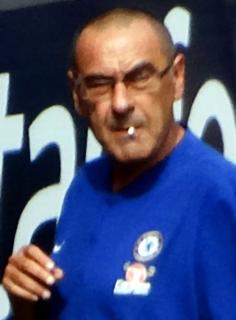 Smoking in association football