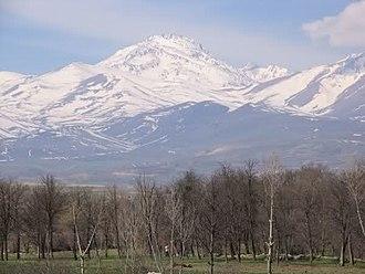 Sabalan - Mount Sabalan