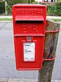 Saxon Road Postbox - geograph.org.uk - 1406617.jpg