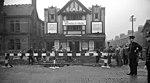Scala Cinema Withington bomb crater 1940.jpg