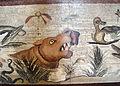 Scena nilotica, da casa del fauno a pompei, 9990, 03.JPG