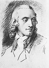Friedrich von Schiller, Zeichnung von Friedrich Georg Weitsch, 1804 (Quelle: Wikimedia)