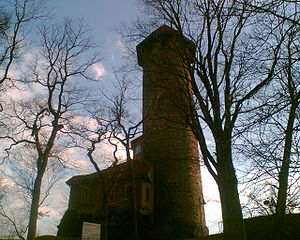Auerbach (Vogtland) - Image: Schlossturm Auerbach